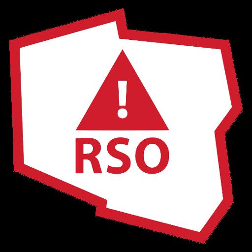 Obrazek przedstawia logo RSO